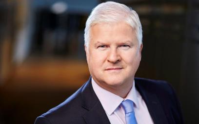 Martin Mellor, od trzech lat prezes szwedzkiego Ericssona w Polsce, pochodzi z Coventry w Wielkiej B