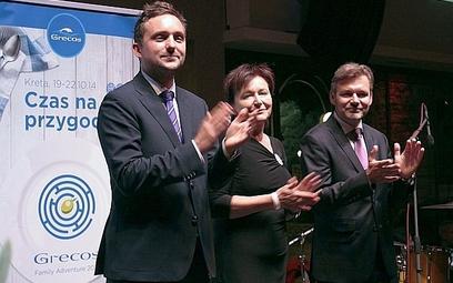 Twócami sukcesu Grecosa są Wojciech Skoczyński, Alicja Skoczyńska i Janusz Śmigielski