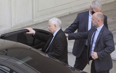 Kaczyński: Rosja ma plany inwazji na Polskę