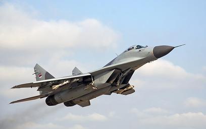 Rosyjskie myśliwce w Serbii. Będą wspólne manewry