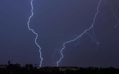 Tornado zawładnęło niebem nad Houston