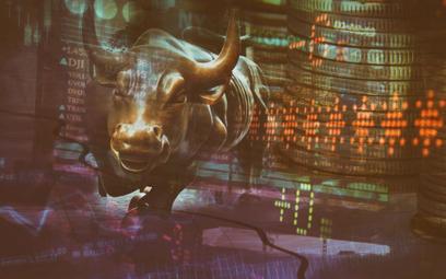 Amerykański Dow Jones Industrial z nowym rekordem