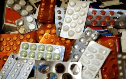 Lista leków pojawia się i znika