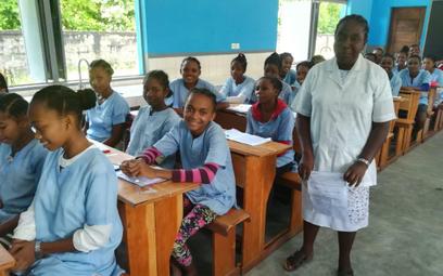 Itaka pomogła wybudować szkołę na Madagaskarze