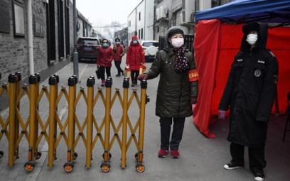 Koronawirus uderzy w chińskie banki