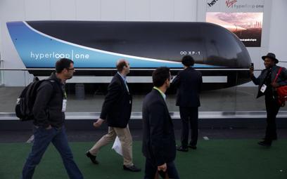 Hyperloop bije rekord prędkości