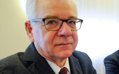 MSZ: Jacek Czaputowicz podał się do dymisji