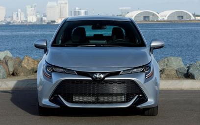 Toyota sprzedała w 2019 roku ponad pół miliona hybryd w Europie