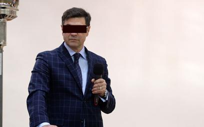 Były prezes stadniny w Michałowie Maciej G.