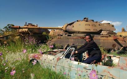 Cmentarzysko czołgów w Asmarze