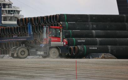 Nord Stream 2. Ukraina ma pomysł na powstrzymanie budowy