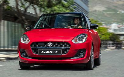 Nowe Suzuki Swift: Ogólnie zoptymalizowany