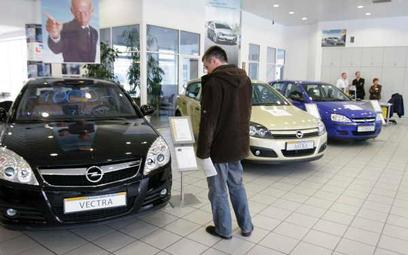 Handel autami straci preferencje