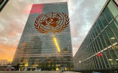 Kwatera główna ONZ w Nowym Jorku