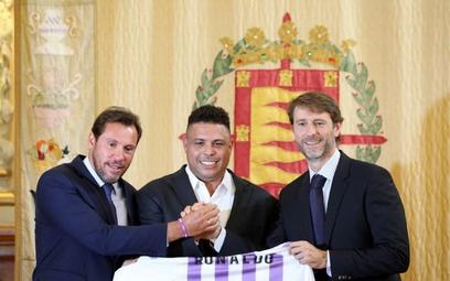 Ronaldo współwłaścicielem klubu Primera Division – Realu Valladolid