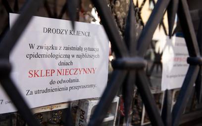 Koronawirus. Nieoficjalnie: Rząd rozważa zamykanie sklepów budowlanych