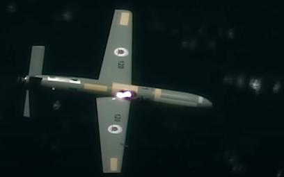 Izrael pracuje nad latającym laserem. Zestrzeli rakiety Hamasu
