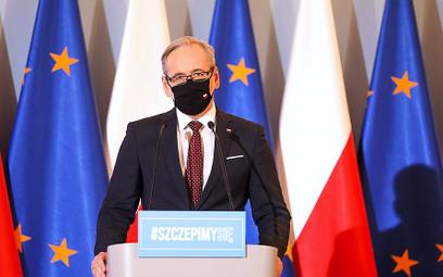 Minister zdrowia: Najbliższe dni pokażą, czy po 17 stycznia będzie poluzowanie