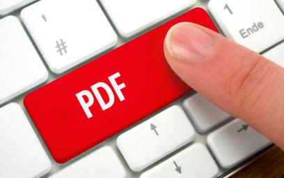 Certyfikat rezydencji podatkowej w pdf tylko wyjątkowo