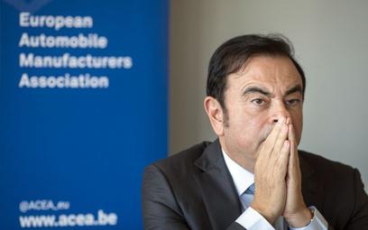 Carlos Ghosn, prezes Renault