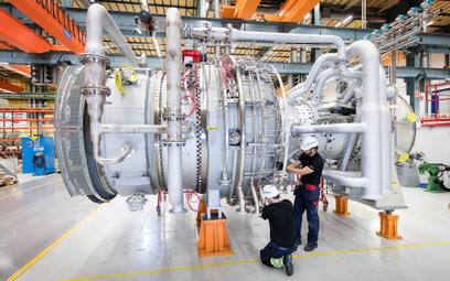 SIEMENS preferowanym partnerem Synthosa przy budowie bloku gazowego