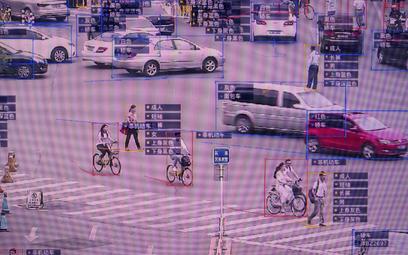 Dzięki systemom rozpoznawania osób i pojazdów sztuczna inteligencja zyska ogromne możliwości. Na zdj