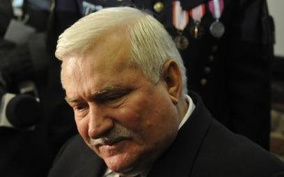 Lech Wałęsa: Zdradziliście mnie, nie ja was