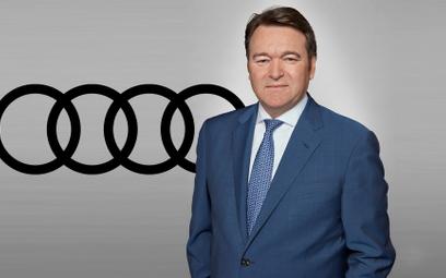 Holender nowym prezesem Audi