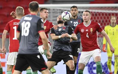 Węgry - Albania 0:1