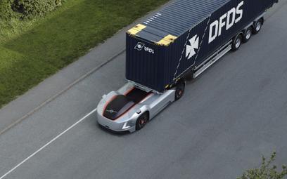 Autonomiczne ciężarówki już mają zajęcie