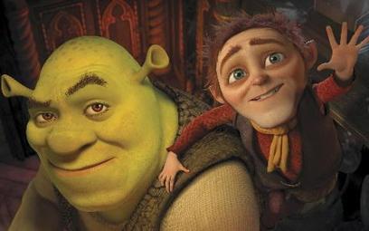 Uwaga na szklanki Shreka