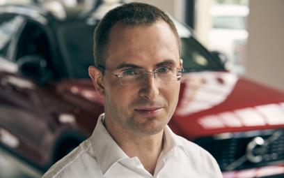 Emil Dembiński prezesem Volvo Car Poland