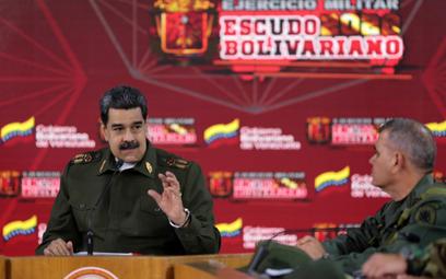 Wenezuela: Nicolas Maduro nie boi się wojny. Oskarża Trumpa