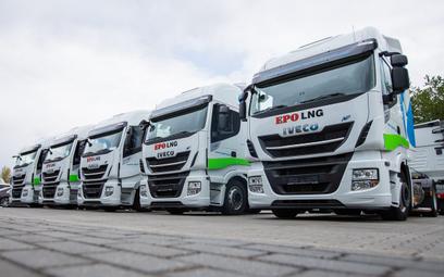 Dealerzy zarejestrują ciężarówki