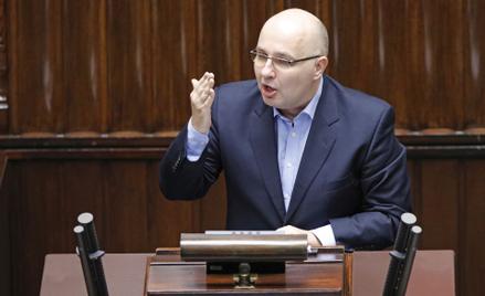 Robert Kropiwnicki, poseł Koalicji Obywatelskiej