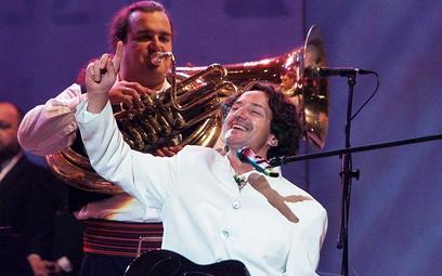 Goran Bregović – koncert muzyki filmowej