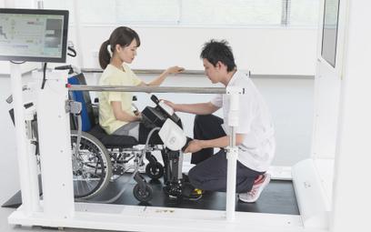 Toyota skonstruowała robota rehabilitacyjnego