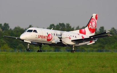 Linia lotnicza SprintAir uruchomi loty z lotniska Radom Sadków.