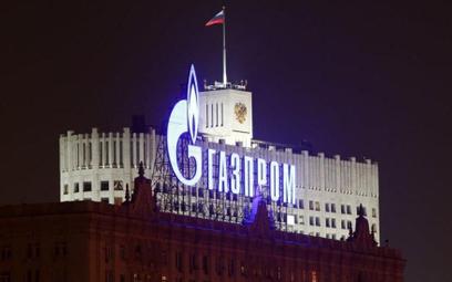 Czarne chmury nad Gazpromem