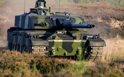 Mniejsza, ale nowocześniejsza. Brytyjska armia w 2030 r.