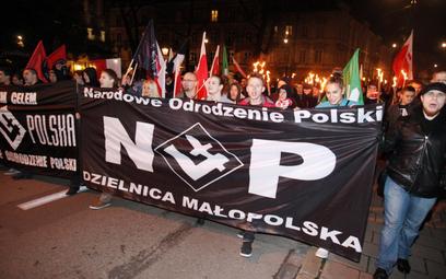 Wielkie kłopoty nacjonalistów. Problemy Narodowego Odrodzenia Polski