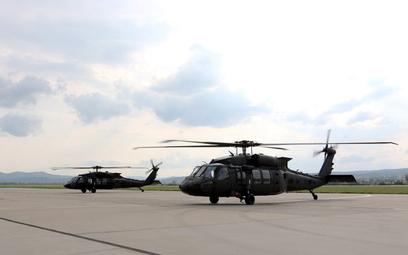 W naszej części Europy śmigłowców UH-60M Black Hawk używają Siły Zbrojne Republiki Słowackiej. Fot./