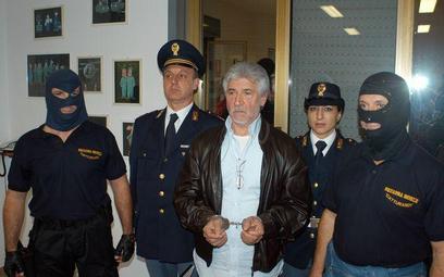 Nowy boss sycylijskiej mafii w rękach policji
