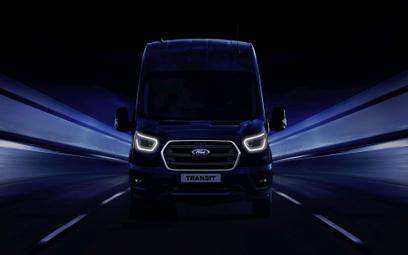 Nowa generacja Forda Transita