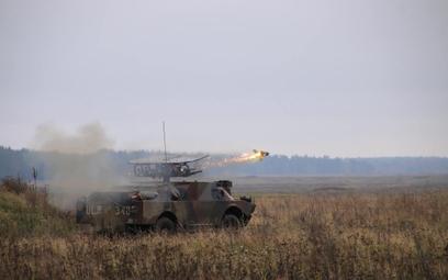 Jedynym używanym obecnie w Siłach Zbrojnych RP pojazdem wyposażonym w rakietowe uzbrojenie przeciwpa