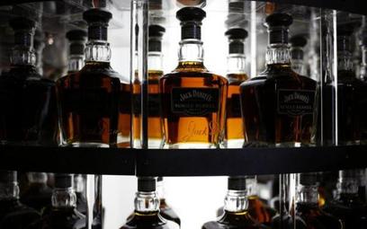 Whisky zyskuje na popularności, ale nie jest w stanie zagrozić wódce.