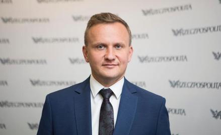 Bartosz Marczuk, wiceprezes Polskiego Funduszu Rozwoju