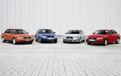 Audi A4 królem wtórnego rynku