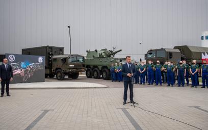Zamówienie na wozy amunicyjne i remontowe dla Wojska Polskiego