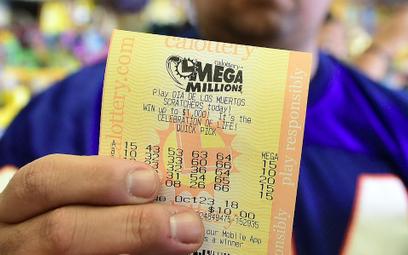 Jakie liczby wylosowano we wtorkowym losowaniu loterii Mega Millions?